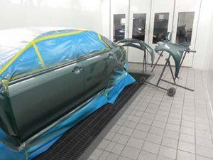 C-Auto Body Paint Finish