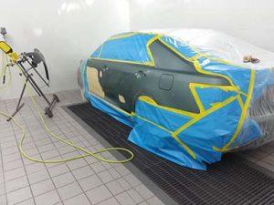 C-Auto Body Paint Prep