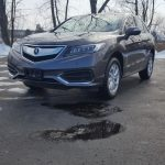 2017 Acura RDX Base Driver Front